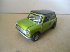 POLISTIL no.582 Mini Cooper In Green ,1:25 Scale Vintage Diecast