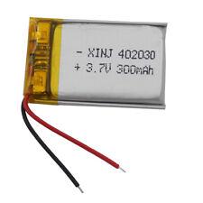 3.7 V 20 C 602030 300 mAh 51005 Li-Polymère Drone Batterie pour Hélicoptère Quadricoptère