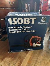 Husqvarna 150bt Commercial 50cc 2 Cycle Gas Backpack Blower