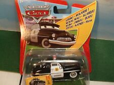 CARS DISNEY FILM TOYS. NEW. BOXED. SHERIFF