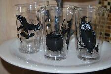 NWT Pottery Barn Kids Halloween 6 tumblers cups