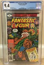 FANTASTIC FOUR #209 CGC 9.4 1ST APPEARANCE OF HERBIE WITH OTHER APPEARANCES