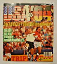 Panini Fifa WM 1994 USA/ Sammelalbum nicht komplett/ 6 Fehlsticker mit BS-Schein