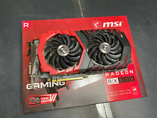 MSI Radeon AMD RX 570 4GB GDDR5 Gaming Graphics Card - TESTED WORKS GREAT