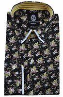 Men's Italian dress, formal , casual and luxury designer regular fit shirt