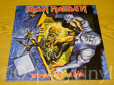 Iron Maiden No Prayer for the Dying Factory sealed vinyl LP