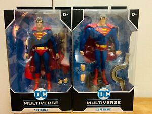McFarlane Toy Superman DC Comics Justice League DC Multiverse