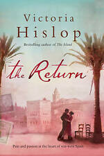 The Return by Victoria Hislop (Hardback, 2008) BRAND NEW SIGNED COPY