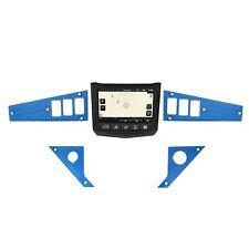 Ride Command Polaris XP1000 6 Switch BLUE Dash Panel