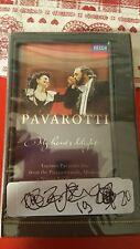 Cassette dcc Pavarotti my heart.s delight