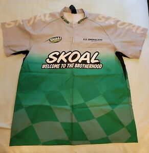 RARE Skoal Racing Shirt Don Prudhomme Funny Car NHRA UST Pit Crew Shirt