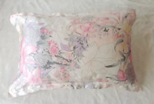 HIGH QUALITY 100% Mulberry Silk Pillowcase Thick 25 Momme Floral