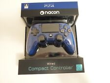 PLAYSTATION 4 WIRED CONTROLLER - BRAND NEW & SEALED