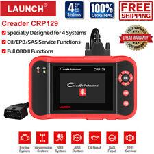 LAUNCH Car Check Engine Transmission ABS SRS Code Reader OBD2 Diagnostic Scanner