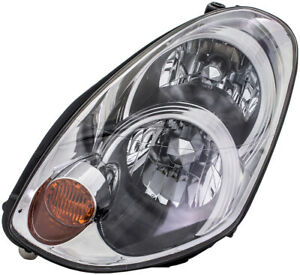 FIT 05-06 INFINITI G35 4 DOOR DRIVER LEFT FRONT HEADLIGHT LAMP ASSEMBLY HALOGEN