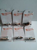 Hot Wheels Pearl And Chrome 52 COMPLETE SET of 6 NEW