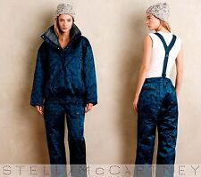 Womens Adidas by Stella Mccartney winter snow wear Recco coat & trousers BNWT