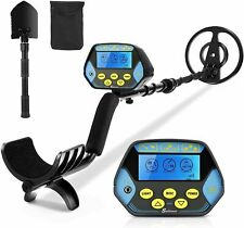 New Sailnovo Metal Detector Accuracy 8.6'' Waterproof Search Coil Disc Metal