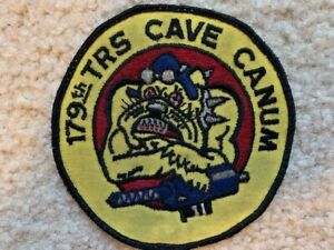 USAF 179th Tac Recon Squadron Patch, 1970's, Duluth Minnesota ANG