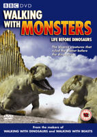 Walking With Monsters DVD (2005) cert PG ***NEW*** FREE Shipping, Save £s
