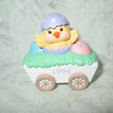 Hallmark Merry Mini 1994 Chick in Wagon