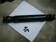 Toyota Supra MK3 A340E Auto Back Half Driveshaft Bolts Original Parts non Turbo