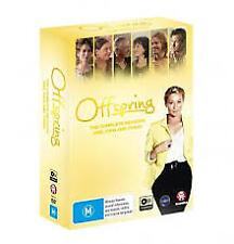 Offspring Season 1 2 3, 1 - 3  (DVD, Region 4) [Like new] (C)