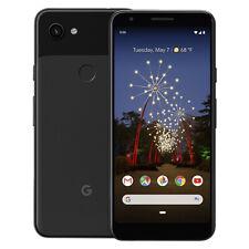 3a-Google Pixel смартфон 64 ГБ разблокированный просто черный