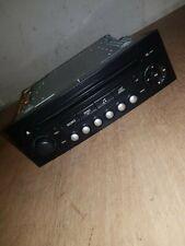 Peugeot 207 System Audio CD Radio A2C53282269 AF