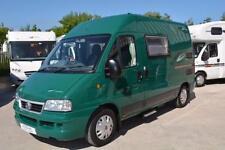 Fiat Safety Belt Pretensioners 1 Campervans & Motorhomes