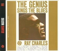Ray Charles-The Genius Sings the Blues  CD