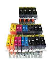 24x tinte für PIXMA IP4850 MG5150 MG5250 MG5300 MG8150 MX885 mit CHIP