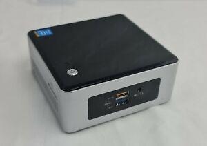 Intel NUC, Pentium N3700 1.60Ghz , 4Gb , 500GB HDD  Windows 10