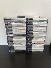 49 Stück Playstation 2 PS2 Spielesammlung Konvolut