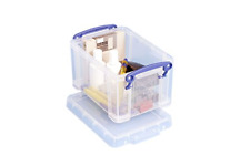 Really Useful Storage Box 1.6 Litre Clear