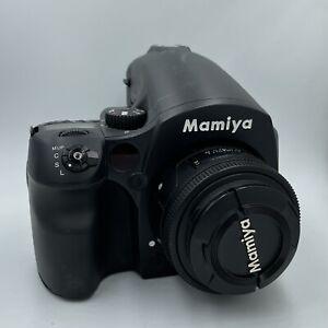 Mamiya645 Df With Phase One Iq140