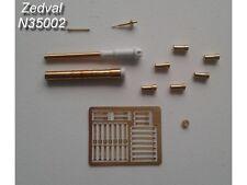 1/35 ZEDVAL_N35002-b Set of parts for the BMP-1P (Zvezda, Trumpeter)