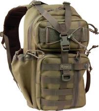 Maxpedition Sitka Gearslinger 0431KF Khaki/Foliage. Single shoulder backpack des