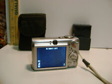 CANON PowerShot SD550 Digital 7.1 MP ELPH Camera w/ BATTERY and CHARGER