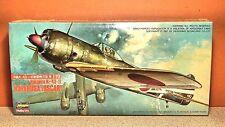 1/72 HASEGAWA NAKAJIMA Ki-43-II HAYABUSA OSCAR MODEL KIT #501:500