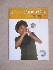 'A New Tune a Day' for Trumpet BOOK 1 with CD *NEW*  by Brian Thomson
