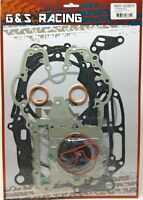 G&S Complete Gasket Kit Set Top And Bottom End HONDA XR250R 1986-1995