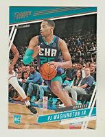 2019-20 Panini Chronicles PRESTIGE BRONZE PJ WASHINGTON RC Rookie Hornets RETAIL