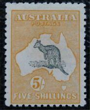 nystamps British Australia Stamp # 12 Mint OG H $550   L16x2242