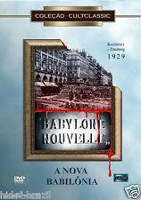 DVD New Babylon / Nova Babilônia / Novyy Vavilon [ Region ALL ] 1929