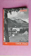 (R10_9_01) MERIAN 4 XIV 1961 TIROL Nördlich des Brenner #14