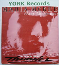 "MARIA McKEE - Show Me Heaven - Excellent Condition 7"" Single 656303 7"