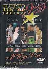 Mega RARE DVD Puerto Rico Golden Jazz All Stars ENVIVO Dave Valentin PIEL CANELA
