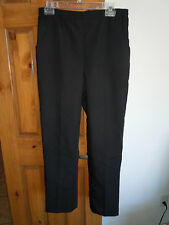 Drapers and Diamonds womens casual pants slacks size 10 - black