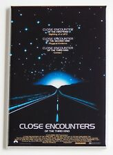 Close Encounters of the Third Kind FRIDGE MAGNET (2.5 x 3.5 inches) movie poster